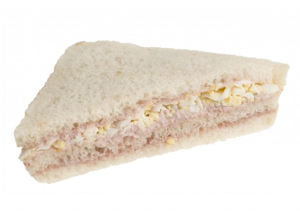 Lonx pernil dolç i ou dur