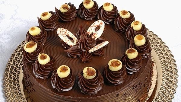 Kanses: xocolata i gema cremada
