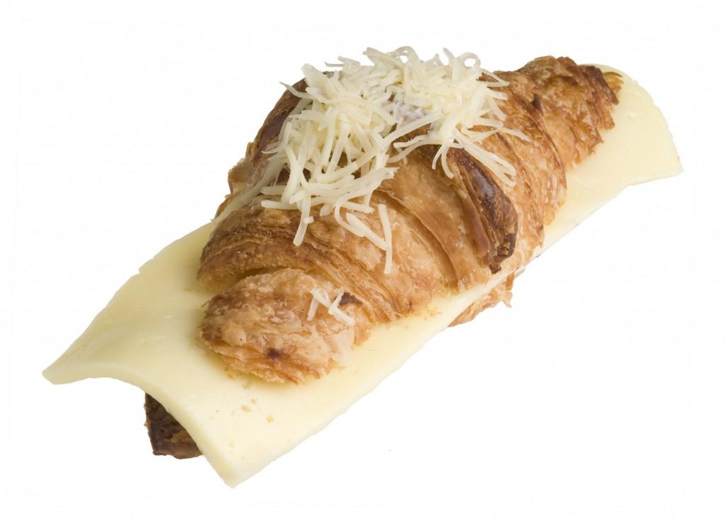 Croissant formatge